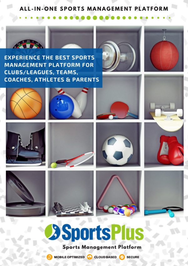 sports club management software