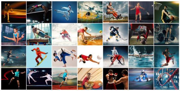compare popular sports